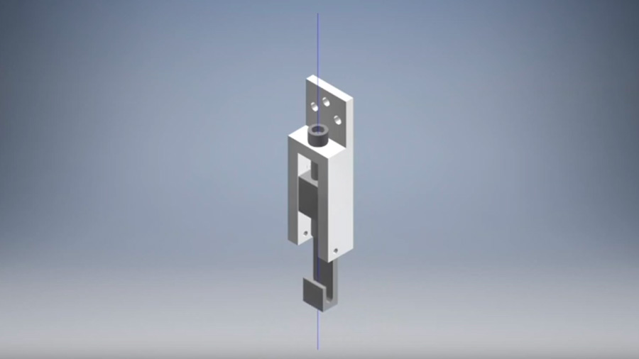 Adjustable wall hook design