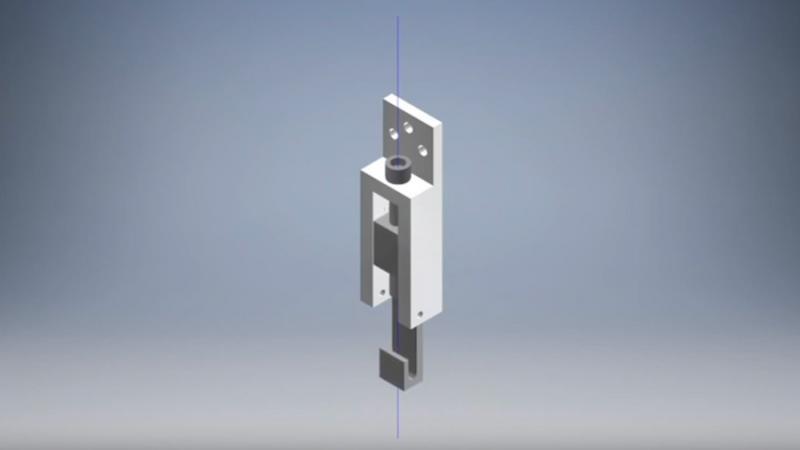Adjustable wall hook design